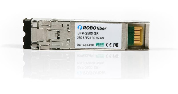SFP-2500-SR SFP28 25G/28G SR transceiver multimode 100m, Cisco compatible