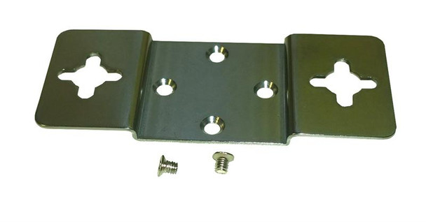 FRM220-CH01-WMK - metal bracket used for wall mount of a single FRM220 series media converter