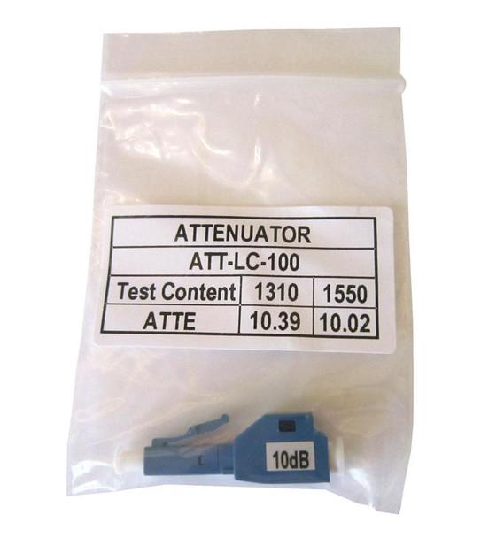 LC in-line attenuator 10dB