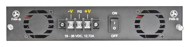 FRM220-CH08-DC48 - 36-72V DC switching power supply for FRM220-CH08 chassis only