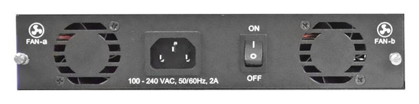 FRM220-CH08-AC - 90-240V AC switching power supply for FRM220-CH08 chassis only