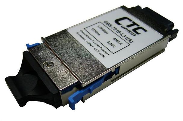 GBS-7080-Z55 1000Base-ZX singlemode 80Km, 1550nm GBIC module