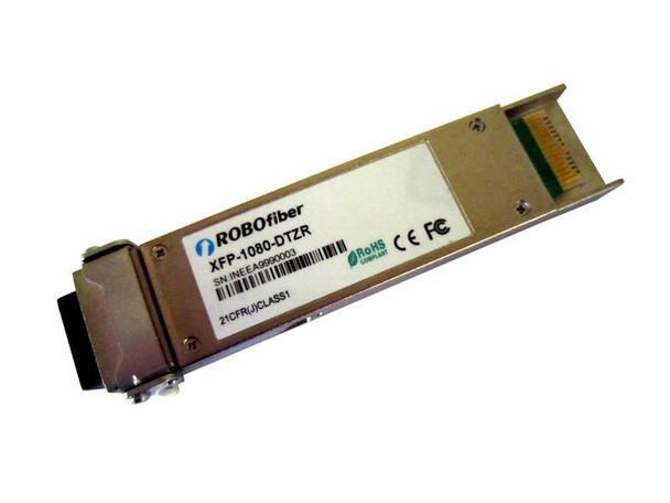 XFP-1080-DTZR - Tunable XFP 10G DWDM optical module for 80Km