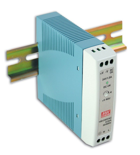 MD-2024 AC to DC 24V 20W Industrial DIN rail power supply