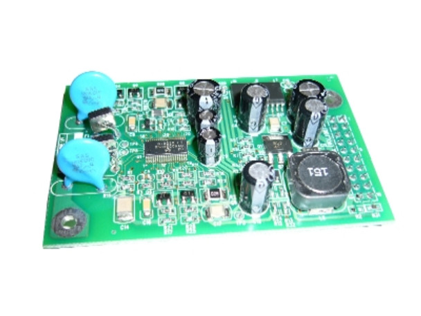 FMUX04-OW order wire phone interface (daughter board) for service phone line communication between two multiplexers