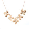 BLOOM COLLAR NECKLACE - GOLD