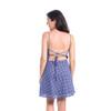 Gingham Cross Dress