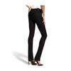 Coco Curvy Slim Straight Leg -Onyx-