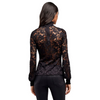 Samara Lace Turtleneck