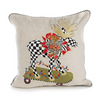 Moose On Parade Pillow