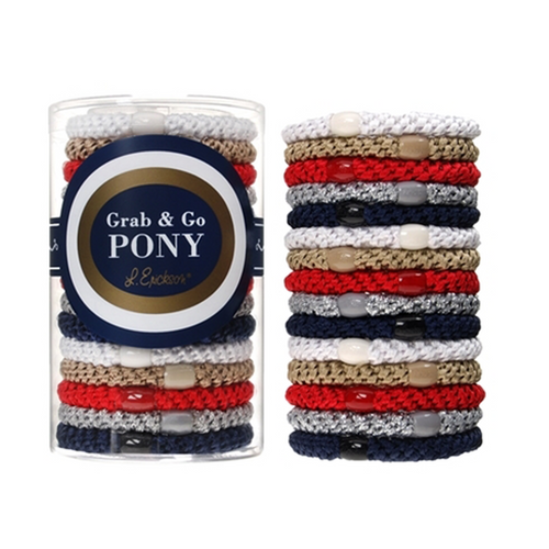 Grab & Go Pony Tube - Assorted