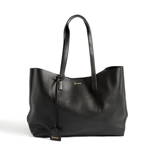 The Verona Tote - Black
