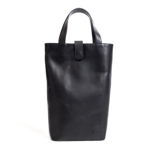 Collodi Wine Bag - Black