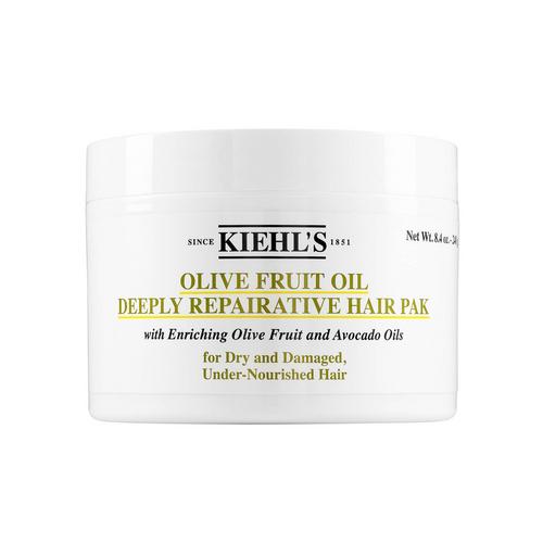 Olive Fruit Oil Hair Pak - 8Oz
