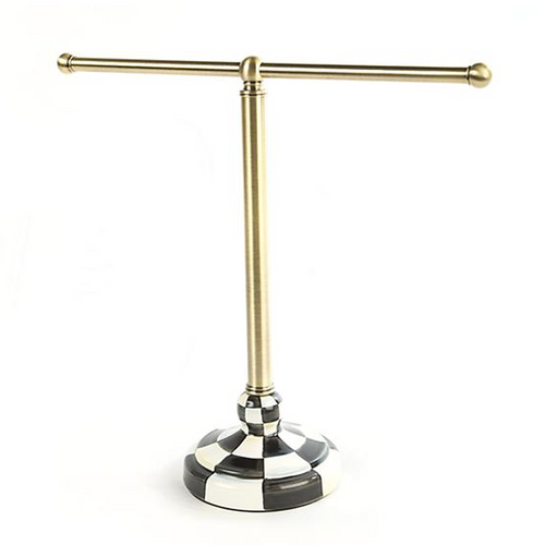 Tea Towel Stand - Courtly Check