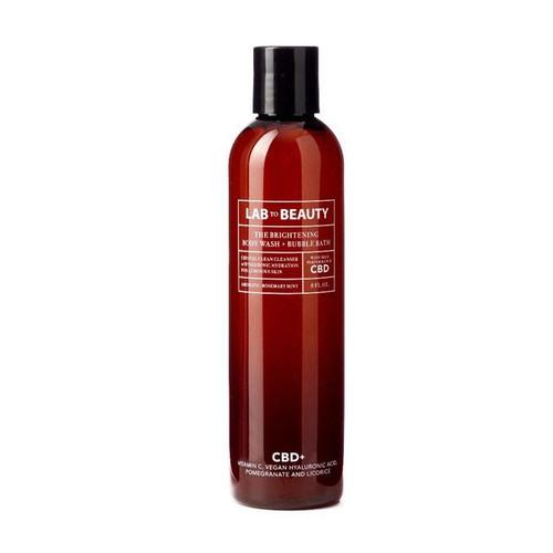 The Brightening Body Wash + Bubble Bath 8oz