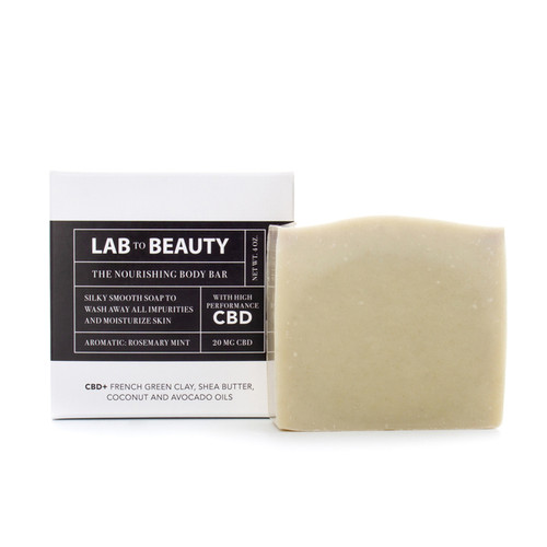 The Nourishing Body Bar- 4oz
