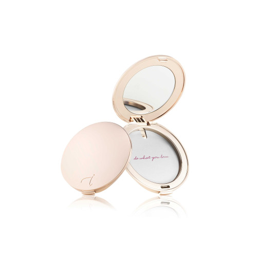 Rose Gold Refillable Compact