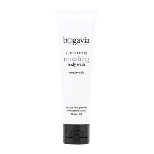 The Refreshing Body Wash - Valencia Vanilla - 2 oz