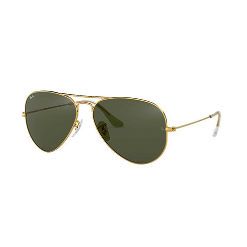 Aviator - Gold/Green