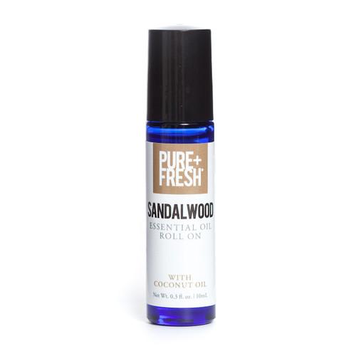 Essential Oil Rollerball - 10 ML - Sandalwood