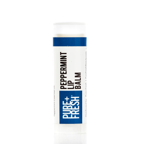 Moisturizing Lip Balm - Peppermint