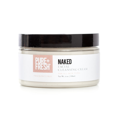 Facial Cleansing Cream - Naked - 4 OZ