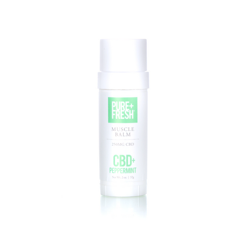 Muscle Balm - 250 MG CBD