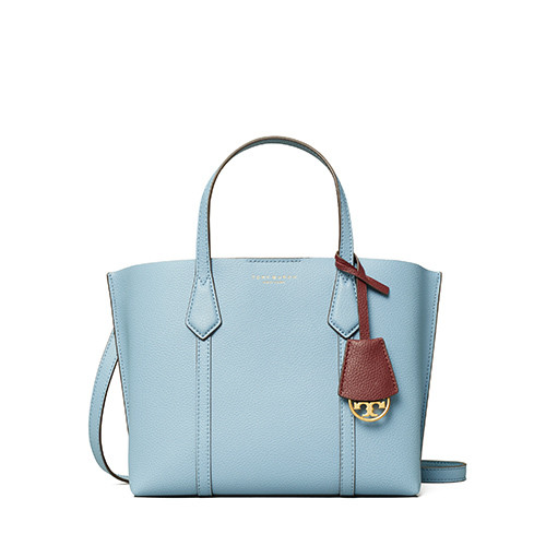 Perry Small Triple Compartment Tote - Blue Yonder