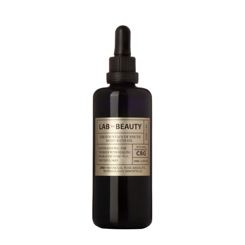 The Fountain of Youth Body+Bath Oil