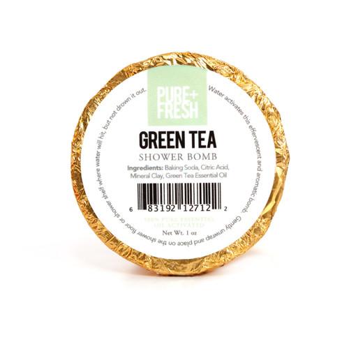 Shower Bomb - Green Tea