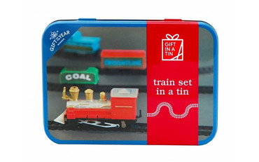 Gift in a Tin Train Set in A Tin - Toy