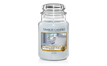 Yankee Candle Yankee Candle Large Jar Candle - A Calm and Quiet Place