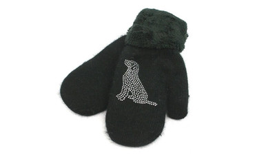 Dogs Dog Mittens