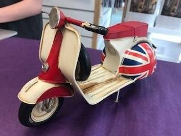 Scooter Iron Union Jack Scooter