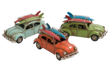 Cars Model Car with Surfboards