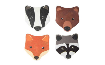 Sass and Belle Woodland Animals Nail File
