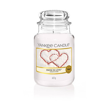 Yankee Candle Yankee Candle Large Jar Candle - Snow in Love
