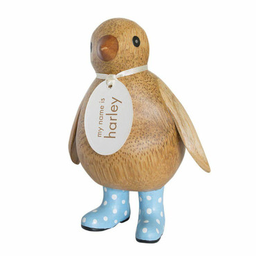 DCUK Natural Baby Emperor Penguins with Wellies