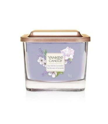 Yankee Candle Yankee Candle Small Elevation Candle - Sea Salt and Lavender