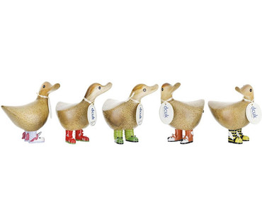 DCUK DCUK Ducky with Wild Wellies