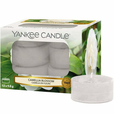Yankee Candle Yankee Candle Scented Tea Lights - Camellia Blossom