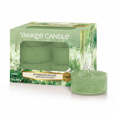 Yankee Candle Yankee Candle Scented Tea Lights - Afternoon Escape