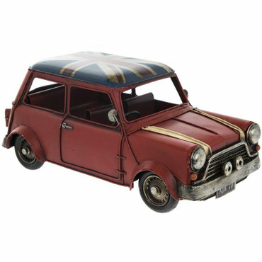 Lesser and Pavey Vintage Classic Car - Red