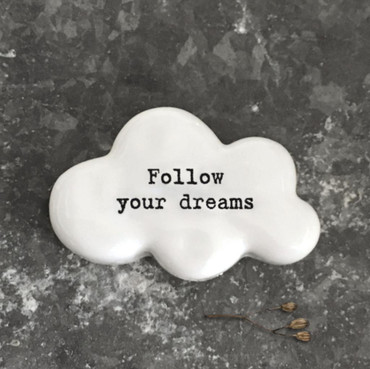 East of India Follow Your Dreams Cloud Token