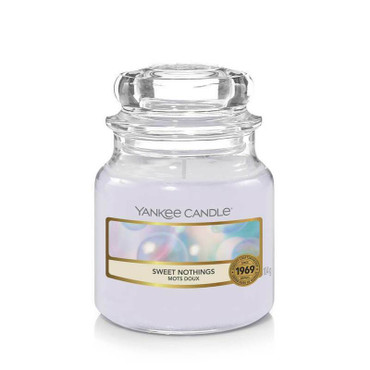 Yankee Candle Yankee Candle Small Jar Candle - Sweet Nothings