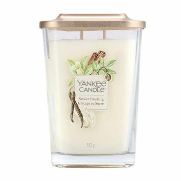 Yankee Candle Yankee Candle Large Elevation Candle - Sweet Frosting