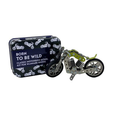 Gift in a Tin Born to Be Wild - Construction Set Toy