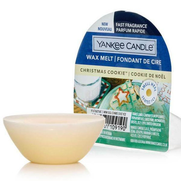 Woodwick Yankee Candle Wax Melt - Christmas Cookie