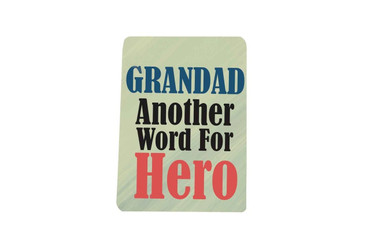 Morning Cuppa Grandad Another Word For Hero Metal Magnet